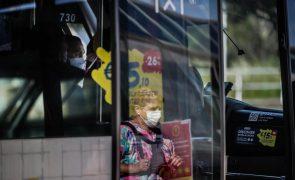 Covid-19: Máscaras deixam de ser obrigatórias na rua mas são recomendadas em aglomerados