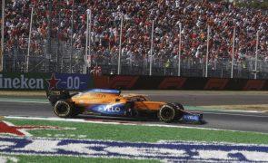 Ricciardo vence GP de Itália e dá primeiro triunfo à McLaren na F1 desde 2012