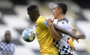 Boavista sobe ao quinto lugar ao impor primeiro empate fora ao Portimonense
