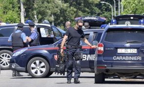 Polícia italiana desmantela poderoso clã mafioso do sul de Itália