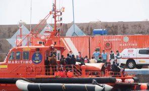 Autoridades espanholas resgatam 44 migrantes nas ilhas Baleares