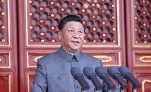 Óbito/Sampaio: Xi Jinping envia condolências pela morte de