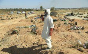 Covid-19: África com mais 693 mortes e 15.145 novos casos nas últimas 24 horas