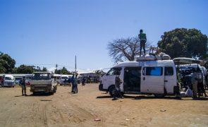 Moçambique/Ataques: EUA concluem segundo treino militar conjunto
