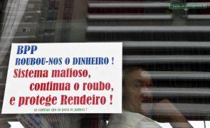 Clientes do BPP protestam contra arrastar da liquidação que dura há 11 anos
