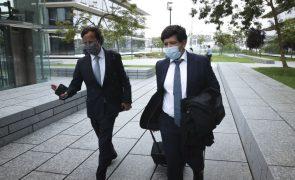 Alegações finais do julgamento de Ricardo Salgado agendadas para 22 de outubro