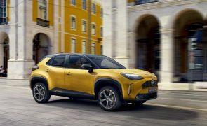 Toyota lança Yaris Cross em Portugal com promessa de felicidade
