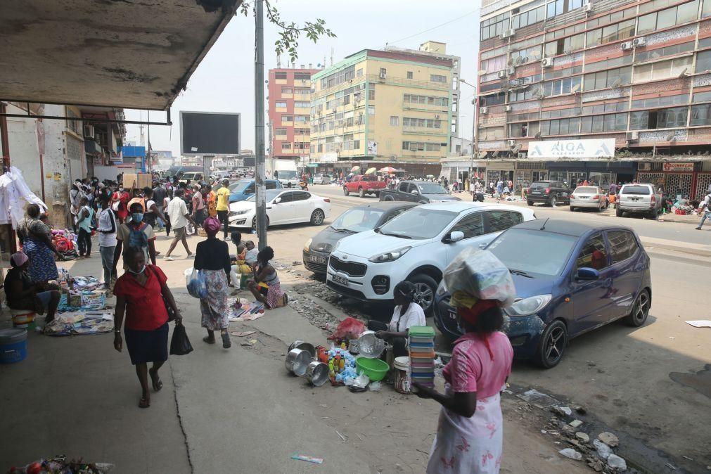 Covid-19: Angola aprova financiamento de 150 milhões de dólares para resposta à pandemia