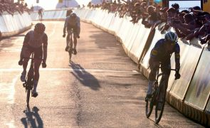 Portugal leva 17 ciclistas ao campeonato do Mundo de estrada