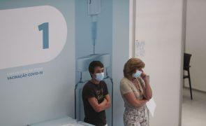 Covid-19: Plano para desativar centros de vacinação