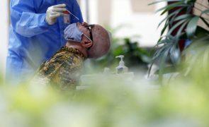 Covid-19: Madeira com 18 novos casos e 176 situações ativas