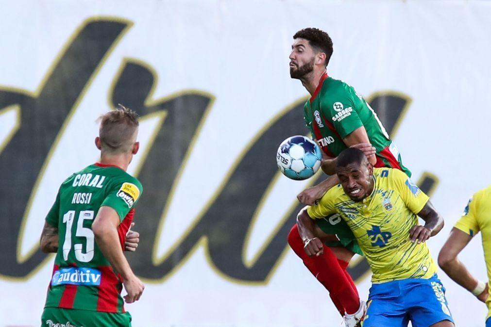 Marítimo e Arouca somam sétimo empate na quinta ronda da I Liga