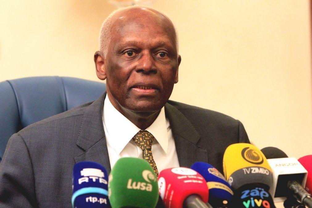 Angola: Ex-presidente José Eduardo dos Santos regressa hoje a Luanda após dois anos de ausência