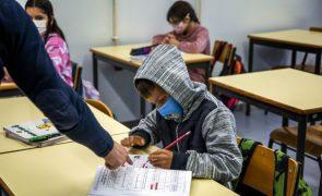 Mais de um milhão de alunos nas escolas com plano para recuperar aprendizagens