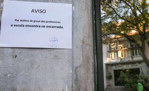 Ano letivo começa com greve de professores e funcionários