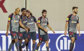 LE: Sporting de Braga com deslocação importante à Sérvia