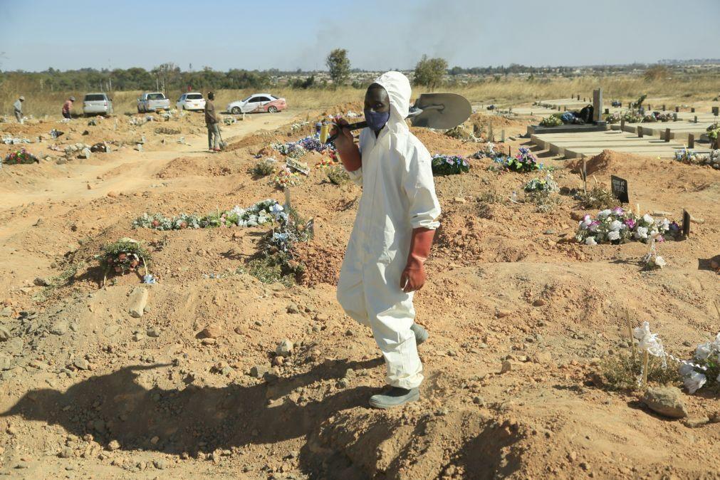 Covid-19: África com mais 417 mortes e 12.463 novos casos nas últimas 24 horas