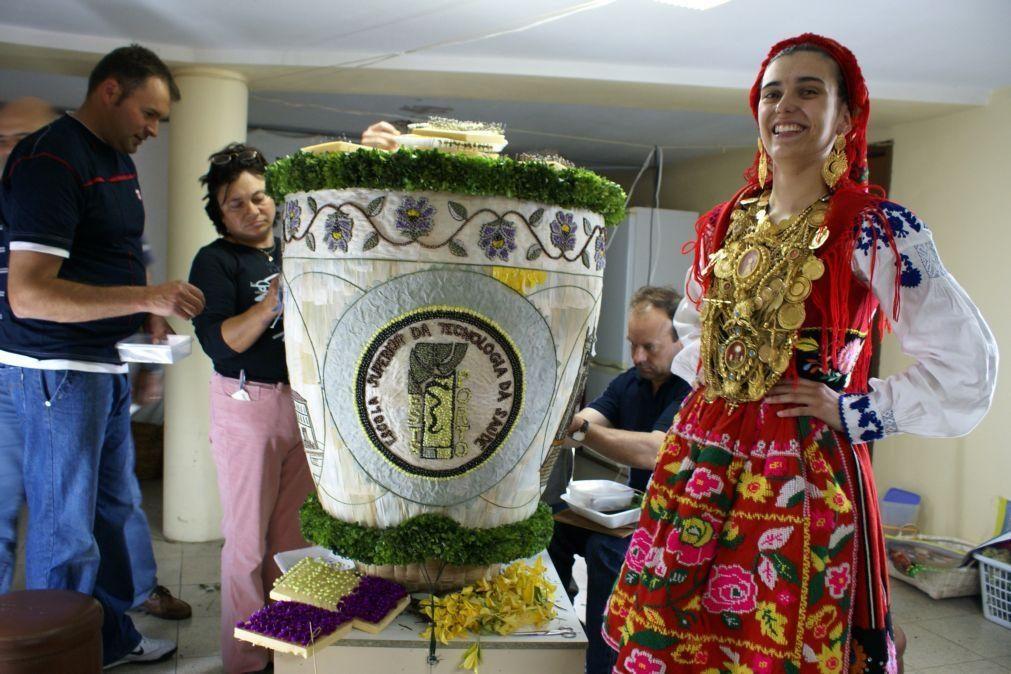 Festa das Rosas em Viana do Castelo classificada património cultural imaterial