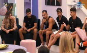Big Brother. Fábio ataca Ana Barbosa: «Não gostei de ti»