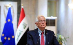 Afeganistão: Josep Borrell diz que governo talibã de ala dura mostra o que