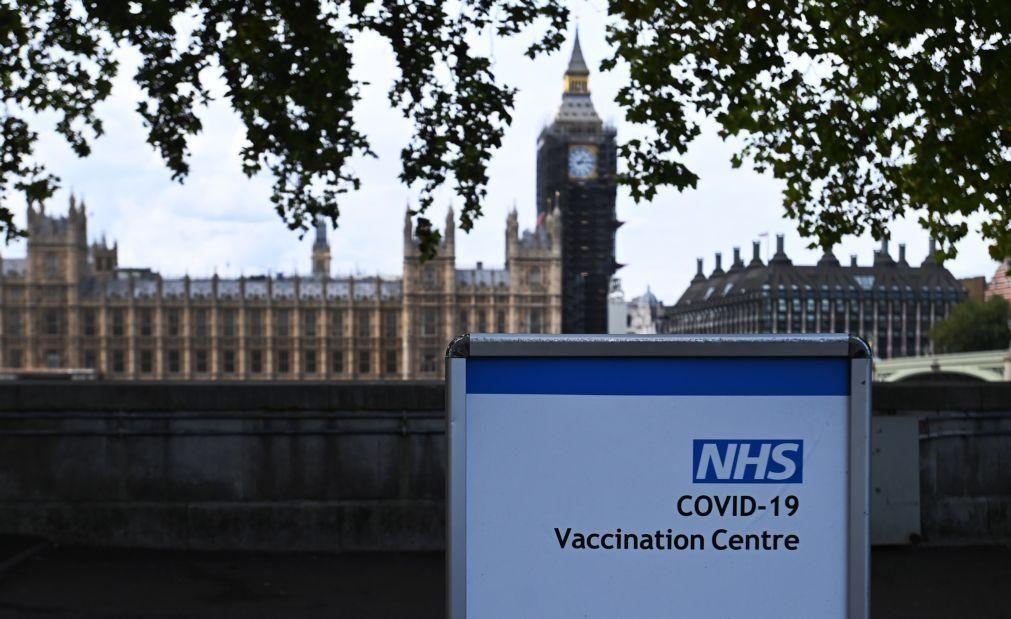 Covid-19: Reino Unido regista 185 mortes e revela planos para os próximos meses