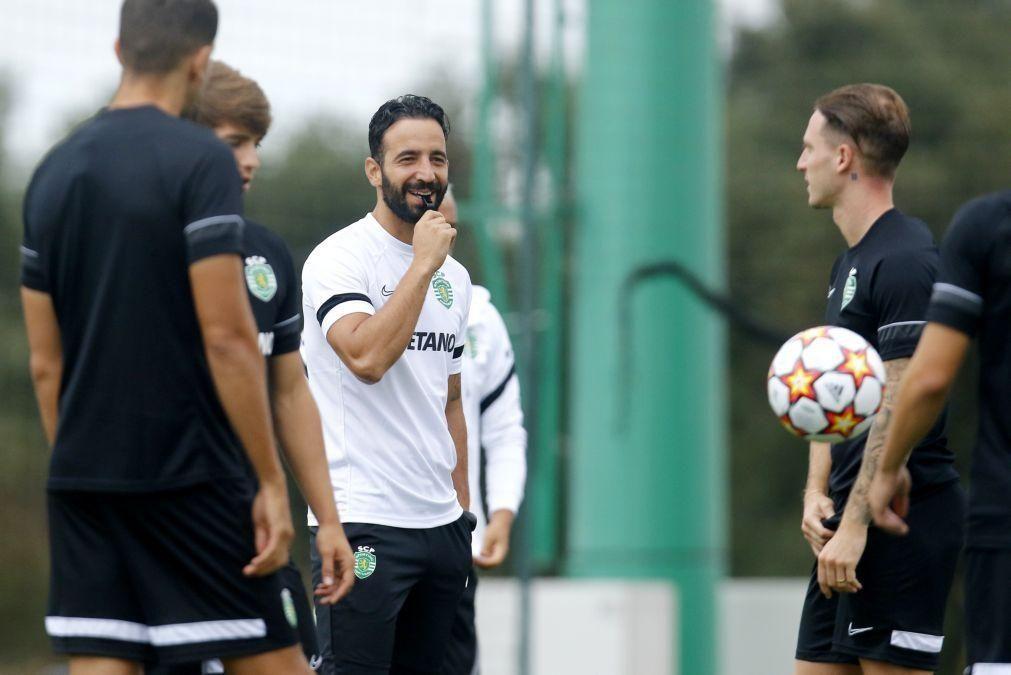 Sporting quer vencer Ajax e ganhar experiência na Champions