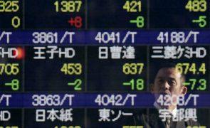 Bolsa de Tóquio abre a perder 0,57%
