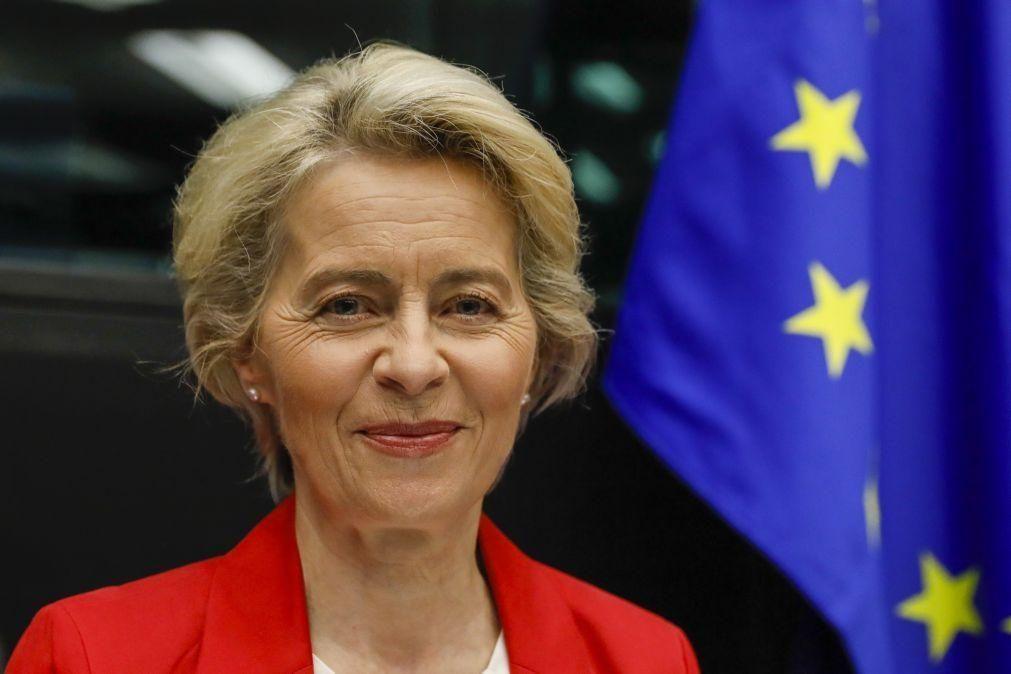 Pandemia e refugiados no centro do discurso do Estado da União Europeia