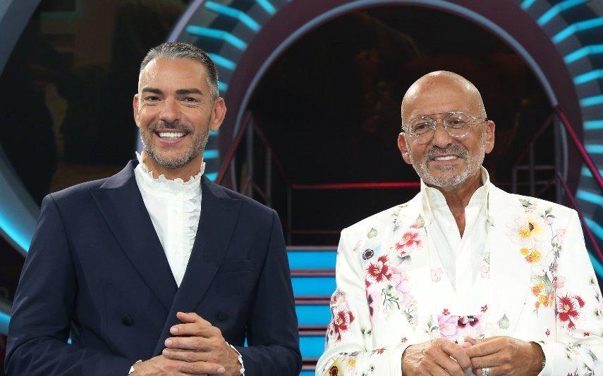 Os segredos da nova dupla de apresentadores do