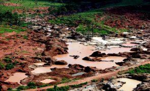 Desabamento de terras mata oito garimpeiros na província angolana do Bié