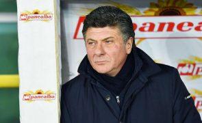 Walter Mazzarri é o novo treinador dos italianos do Cagliari