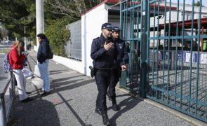 PSP garante segurança a 3.000 estabelecimentos de ensino e um milhão de alunos