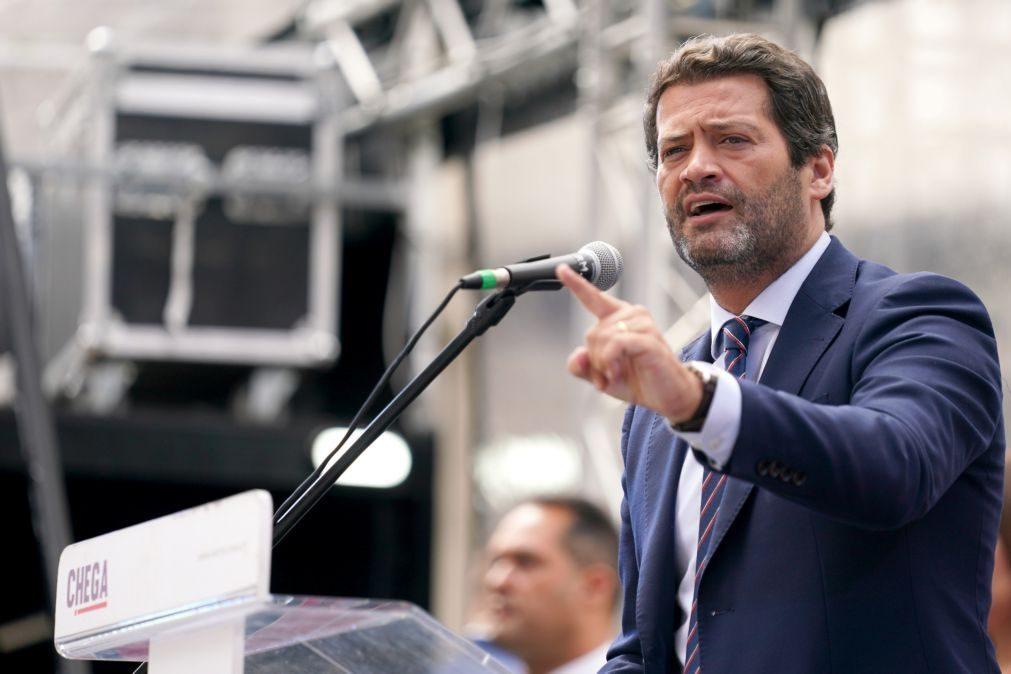André Ventura recorre para o Constitucional no caso