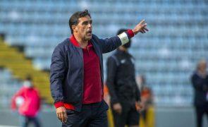Daniel Ramos diz que derrota com o Benfica não vai ter consequências no Santa Clara