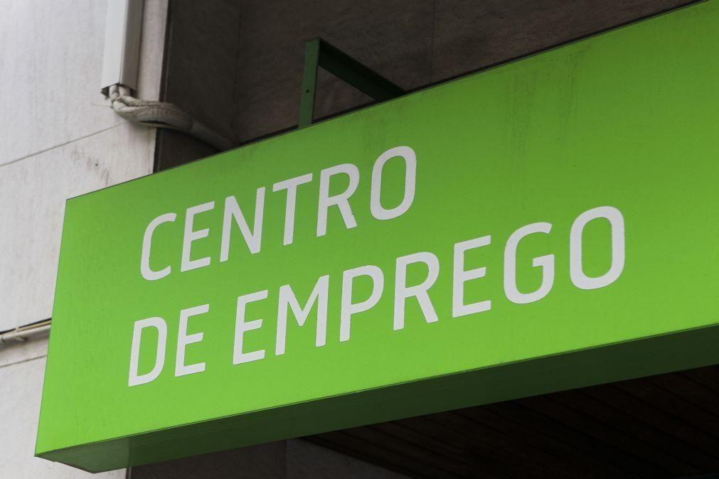 Covid-19: Centros de emprego voltam à normalidade mas continuam a usar canais à distância