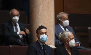 Óbito/Sampaio: Parlamento aprova voto de pesar e lamenta perda de um