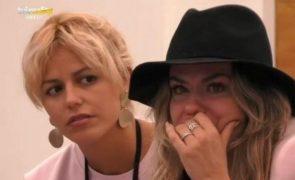 Big Brother Concorrente em lágrimas após votações: