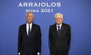 Vinte anos do Grupo de Arraiolos em 2023 em Portugal para