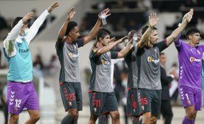 Sporting de Braga arranca campanha em Belgrado frente ao Estrela Vermelha