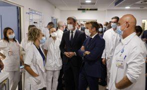 Cerca de 3 mil trabalhadores da saúde suspensos por não estarem vacinados contra a covid-19