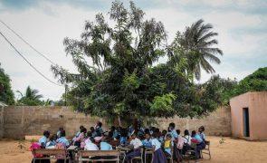 Moçambique tem quase 7.500 turmas ao relento