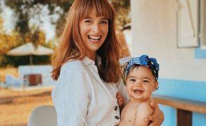 Sara Prata indignada com proibição de pais entrarem em creches