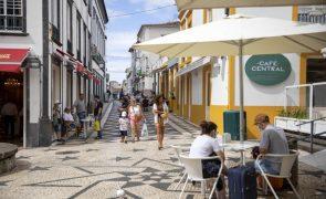 Covid-19: Açores com 10 novos casos mantêm todos as ilhas em muito baixo risco
