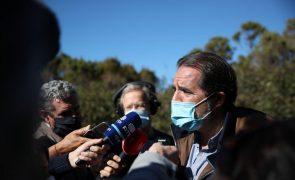 Covid-19: Madeira admite aligeirar medidas depois da Festa da Flor - Albuquerque