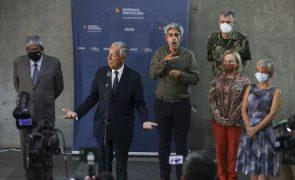 Covid-19: O povo português votou a favor da vacinação com maioria nunca vista em eleições -- Marcelo