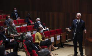 Covid-19: Marcelo afirma que Portugal é visto como exemplo mas rejeita facilitismo