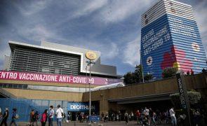 Covid-19: Itália é o primeiro país da Europa a exigir o