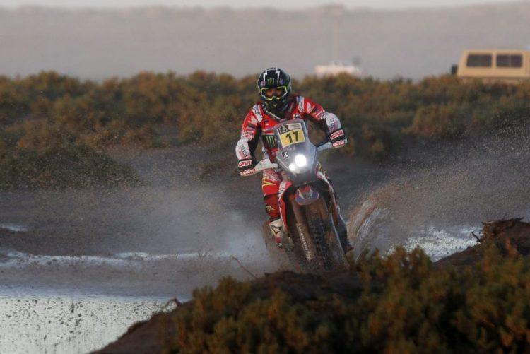 Dakar2017: Paulo Gonçalves sexto na vitória de Joan Barreda
