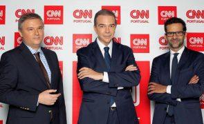 Assalto de peso: CNN Portugal rouba conhecido rosto à CMTV