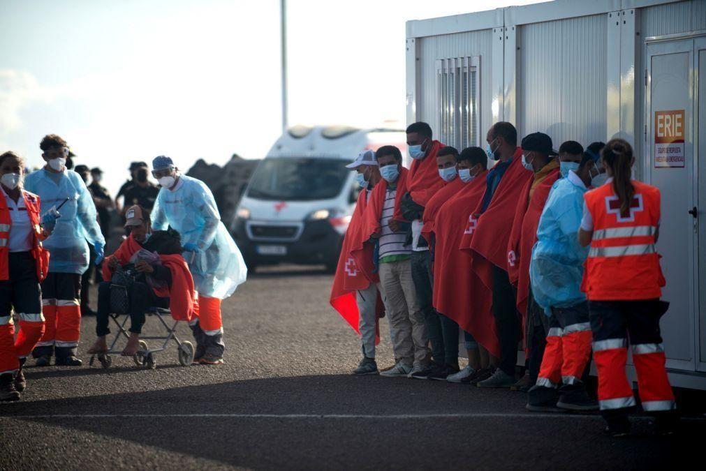 Migrações: Espanha resgata 86 migrantes ao largo das Ilhas Canárias